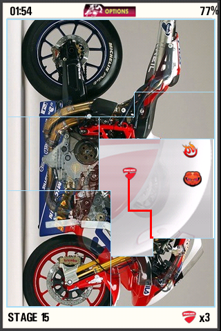 Screenshot Ducati : Extreme Expose It!